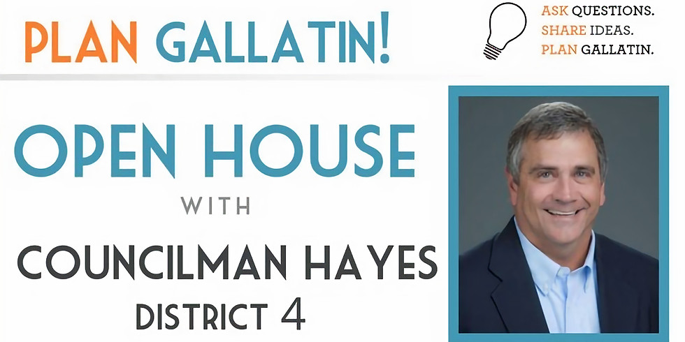 District 4 Open House