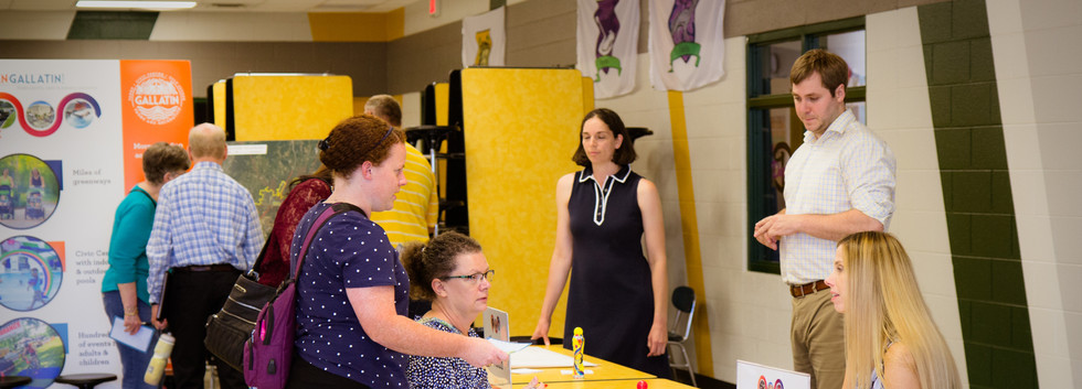 Gallatin Open House at Guild Elementary