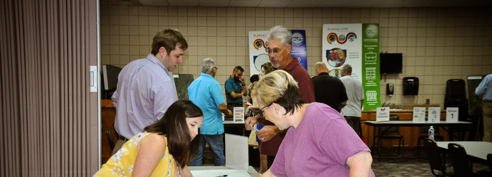 Gallatin Open House at Civic Center