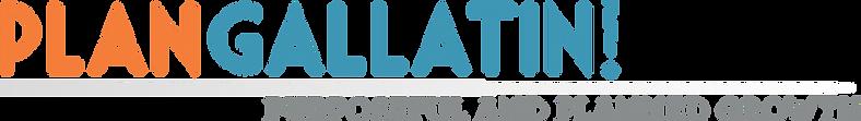 Plan Gallatin Logo