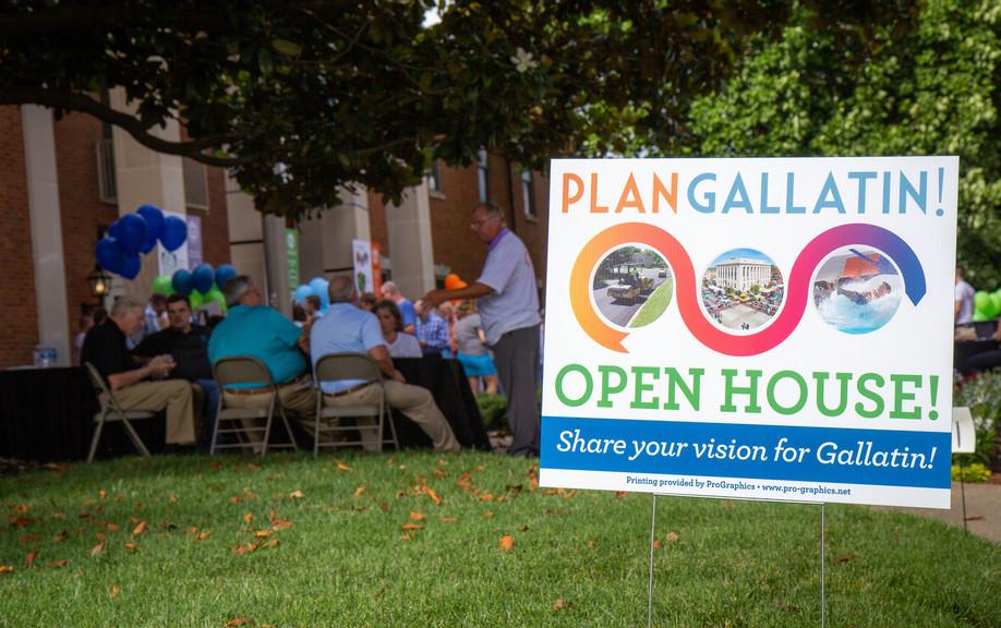 Gallatin Lawn Party