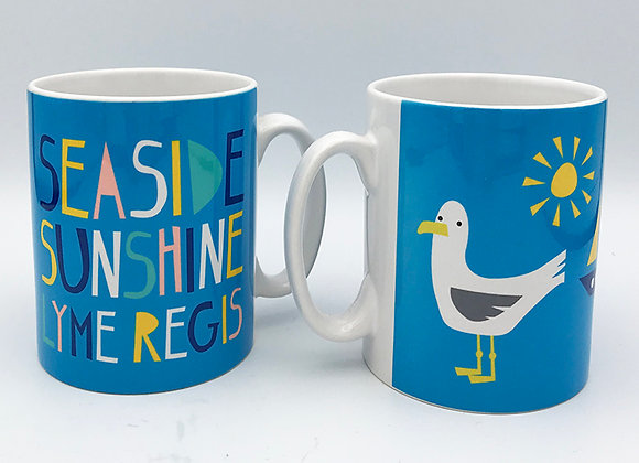 Seaside Sunshine Mug
