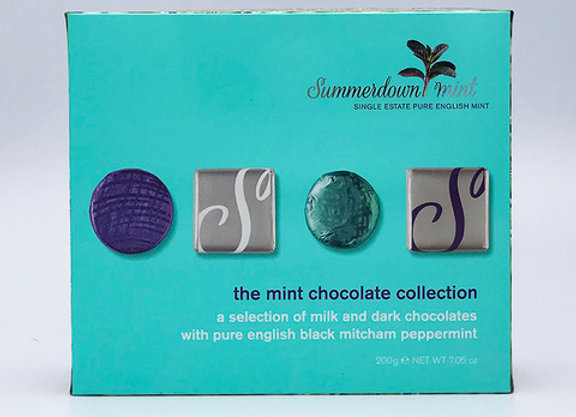 Mint Chocolate Collection