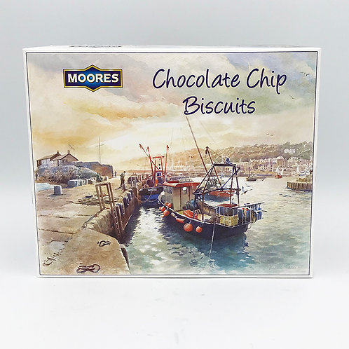 Moores Chocolate Chip Biscuits