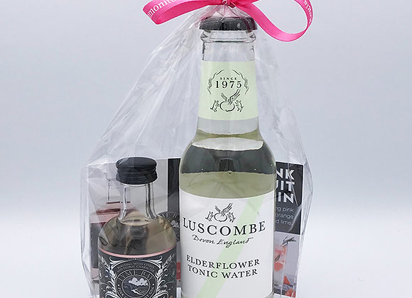 Lyme Bay Gin & Elderflower Tonic Water