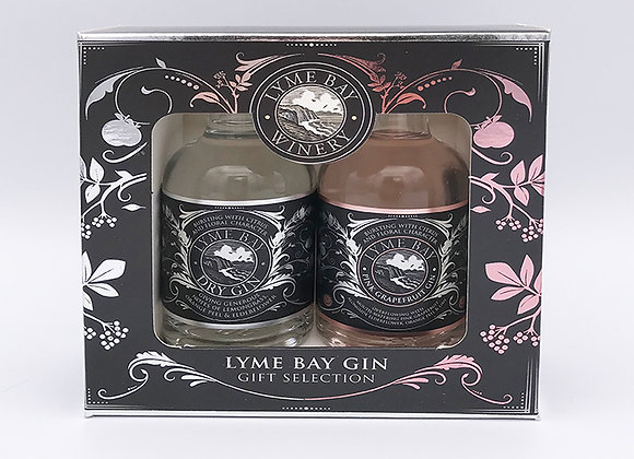 Lyme Bay Dry Gin and Pink Grapefruit