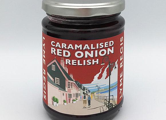 Caramalised Red Onion Relish