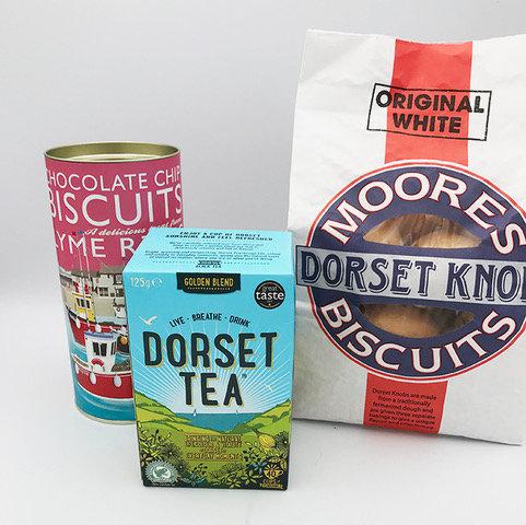 Dorset Tea and Biscuits
