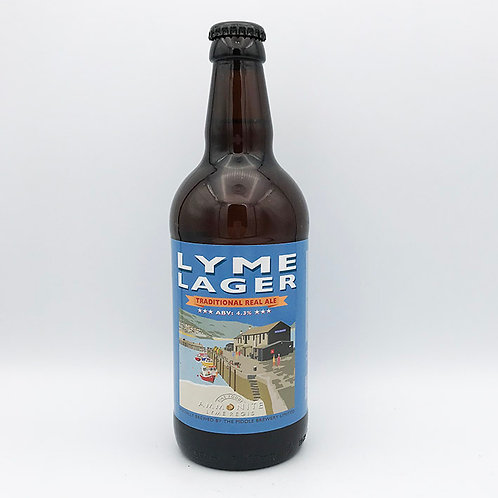 Lyme Regis Lager