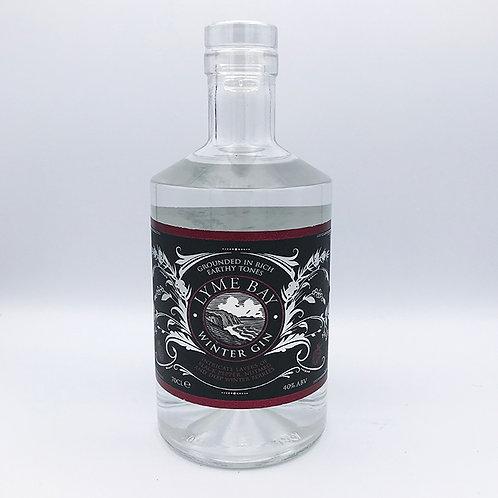 Lyme Bay Winter Gin