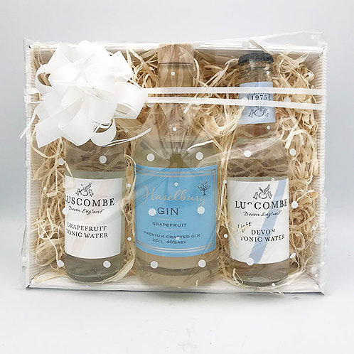 Haselbury Gin Gift Pack