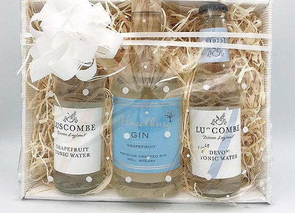 Haselbury Gin Gift Pack