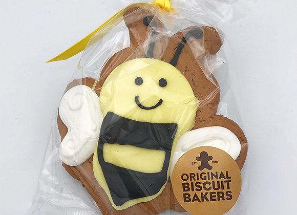 Iced Bee Cookie