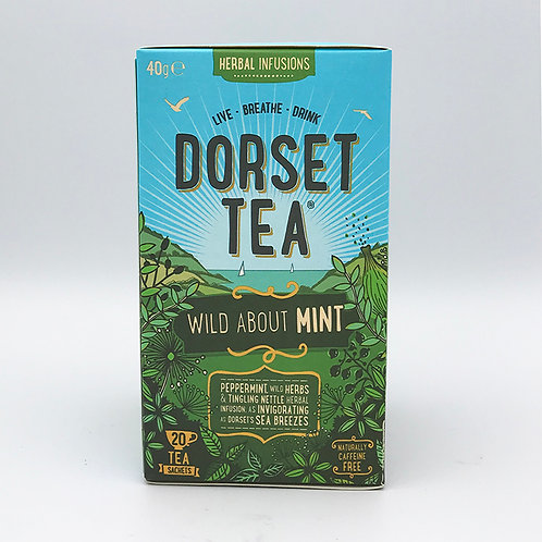 Wild About Mint Tea 20 Bags