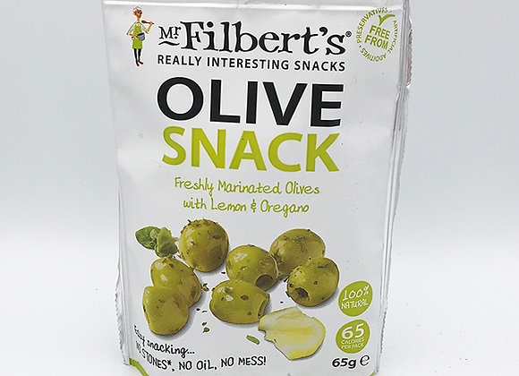 Filburts Lemon & Oregano Olives