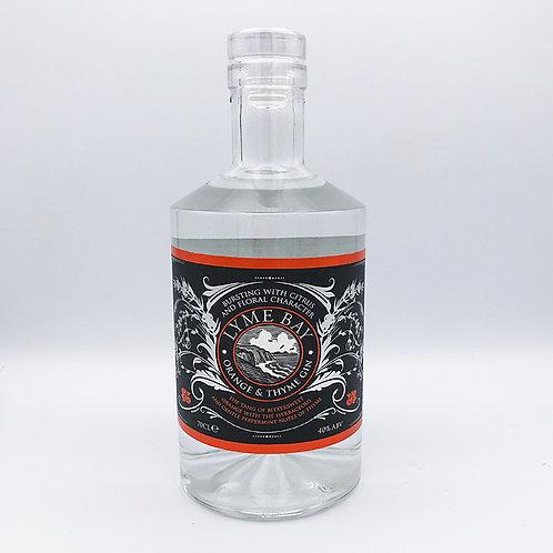 Lyme Bay Orange & Thyme Gin