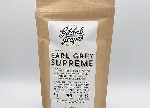 Gilded Teapot Earl Grey Tea Leaves