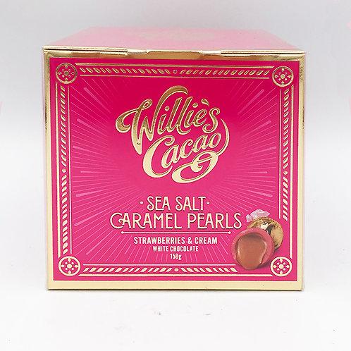 Willies Strawberries & Cream Pearls