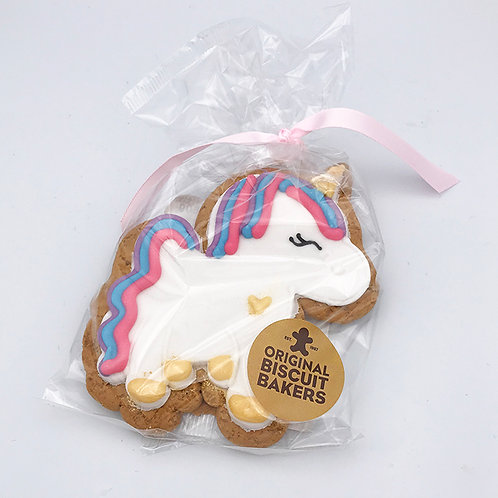 Iced Unicorn Cookie