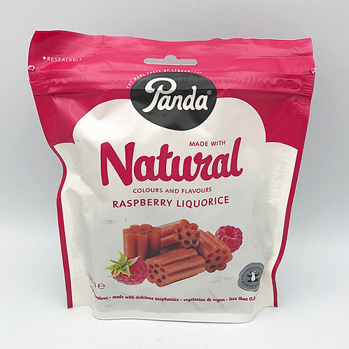 Natural Raspberry Liquorice