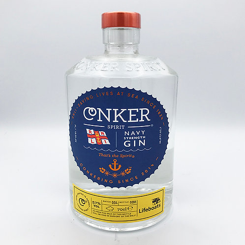 Conker Navy Strength Gin