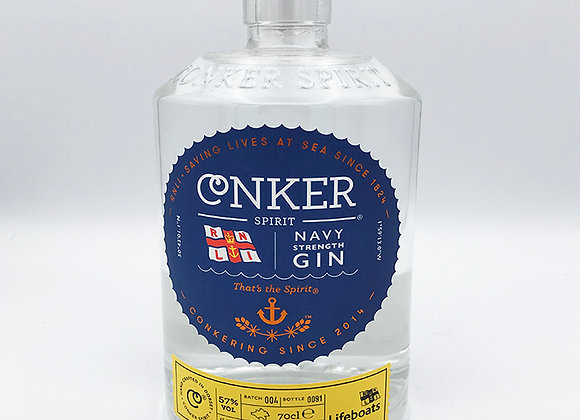 Conkers Navy Strength Gin