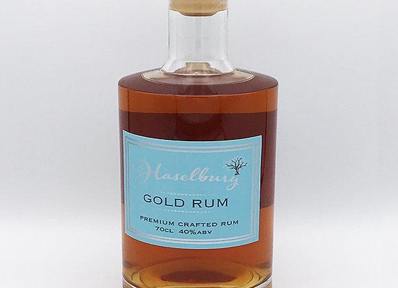 Haselbury Gold Rum