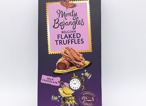 Monty Bonjangles Milk Chocolate Flaked Truffles