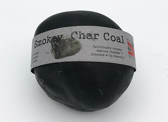 Smokey Charcoal Cheddar