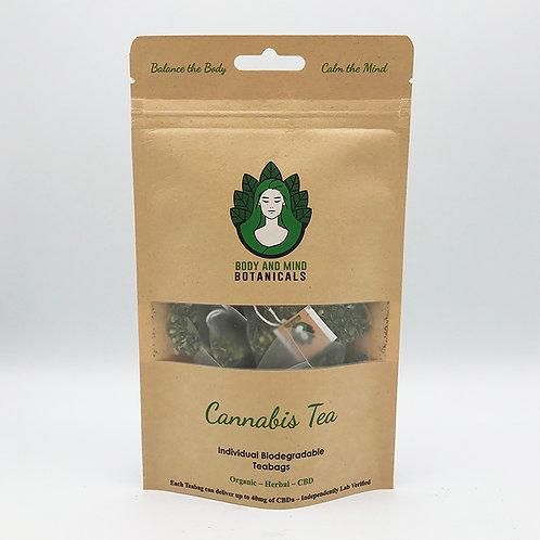 Cannabis Tea Bags
