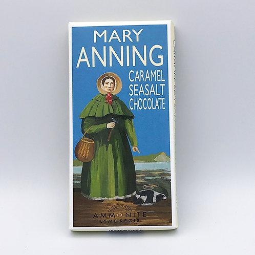 Mary Anning Caramel Seasalt