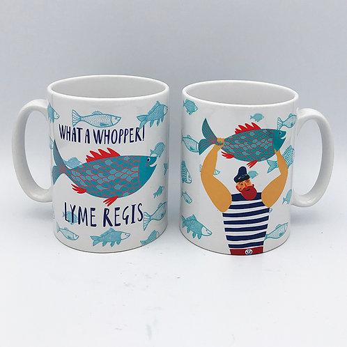 What A Whopper Mug