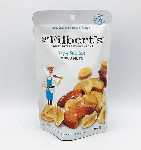 Filberts Simple Sea Salt Nuts