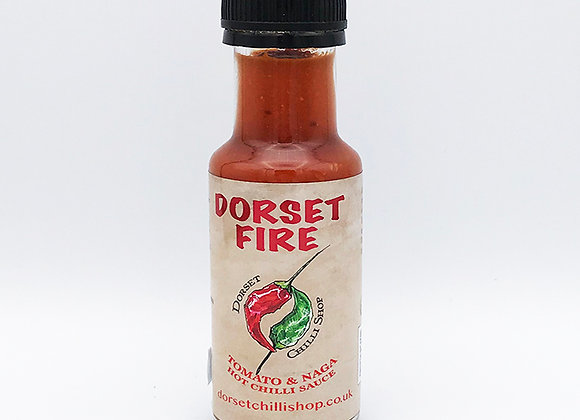 Dorset Fire Chilli Sauce