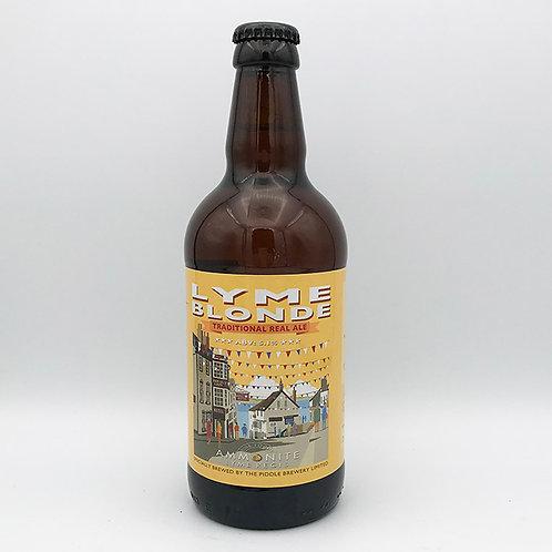 Lyme Regis Blonde Beer