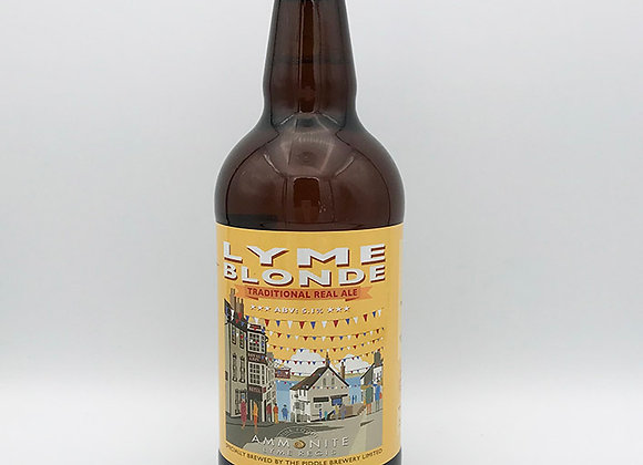 Lyme Regis Blonde Beer
