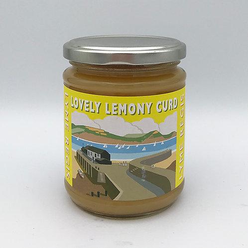 Lovely Lemony Curd