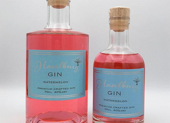 Haselbury Watermelon Gin
