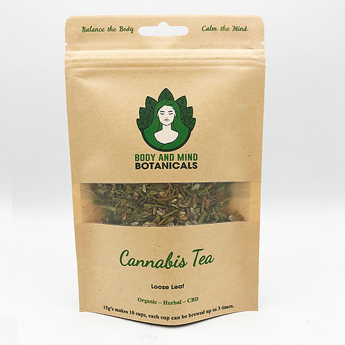 Cannabis Loose Leaf Tea