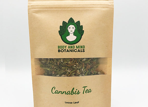 Cannabis Loose Leaf Tea