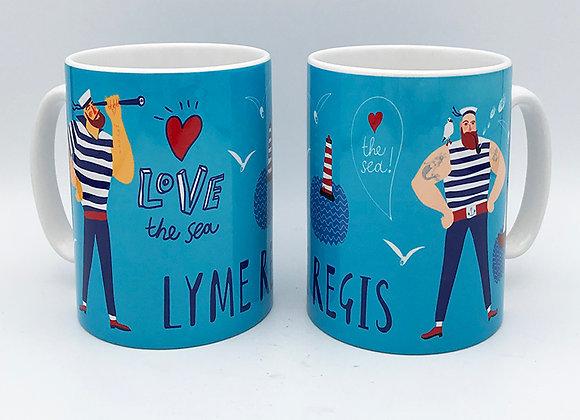 Love The Sea Mug