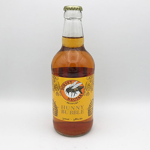 Honey Bubble Cider