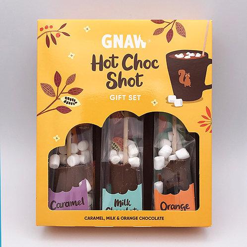 Hot Chocolate Shots