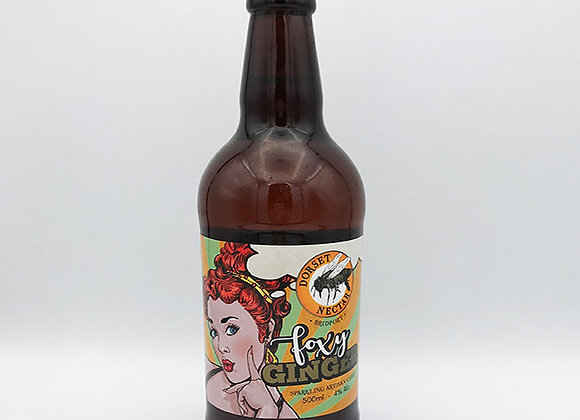 Foxy Ginger Cider