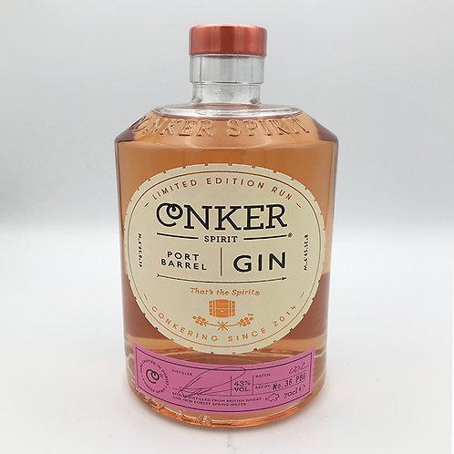 Conker Port Barrel Gin