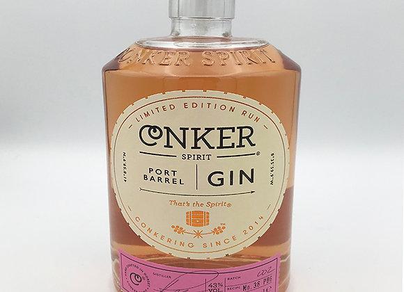 Conkers Port Barrel Gin