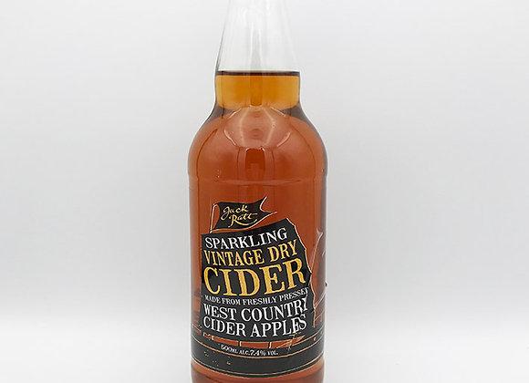 Vintage Sparkling Cider