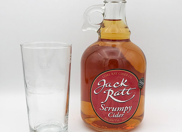 Jack Ratt Scrumpy 0.5 Ltr (no glass)