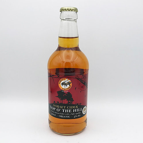 Top of The Hill Organic Cider
