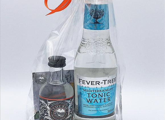 Lyme Bay Gin & Mediterranean Tonic